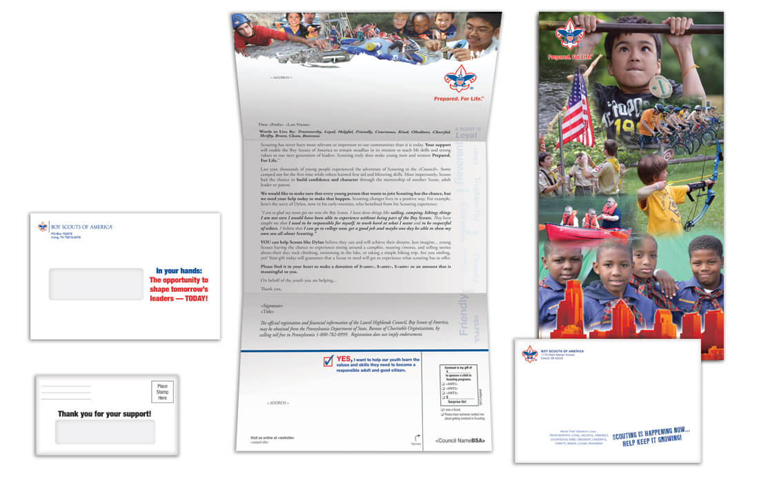 Direct Mail - Council Solutions