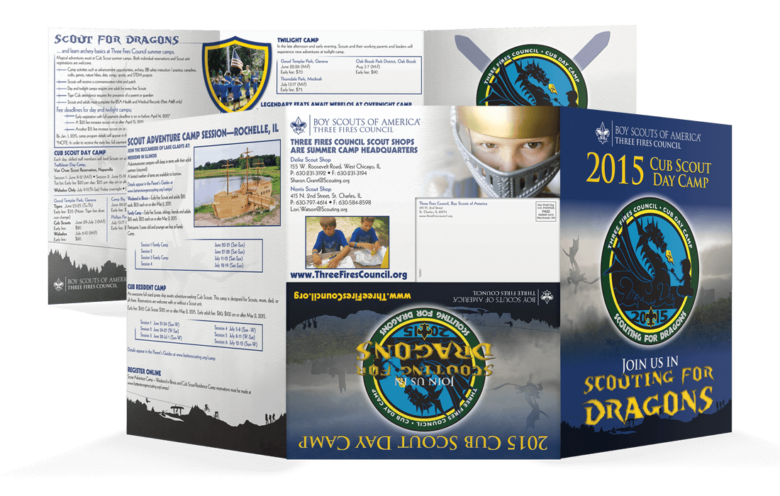 Oversize Plus Half Camp Brochure - Council Solutions