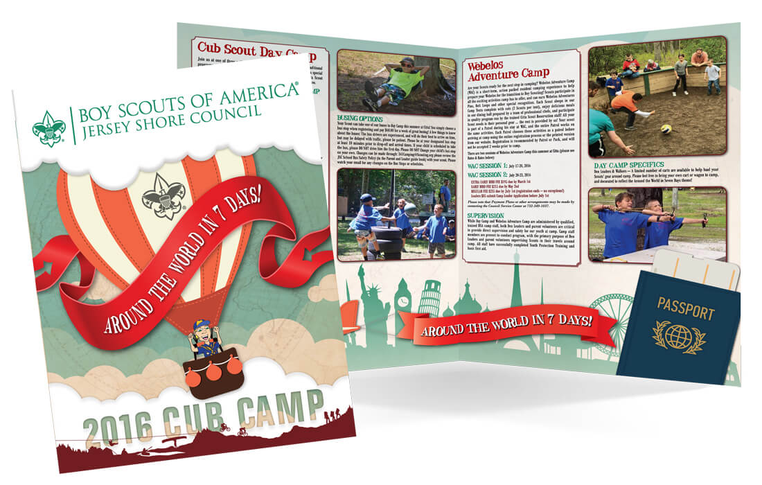 Camp Brochures - Council Solutions