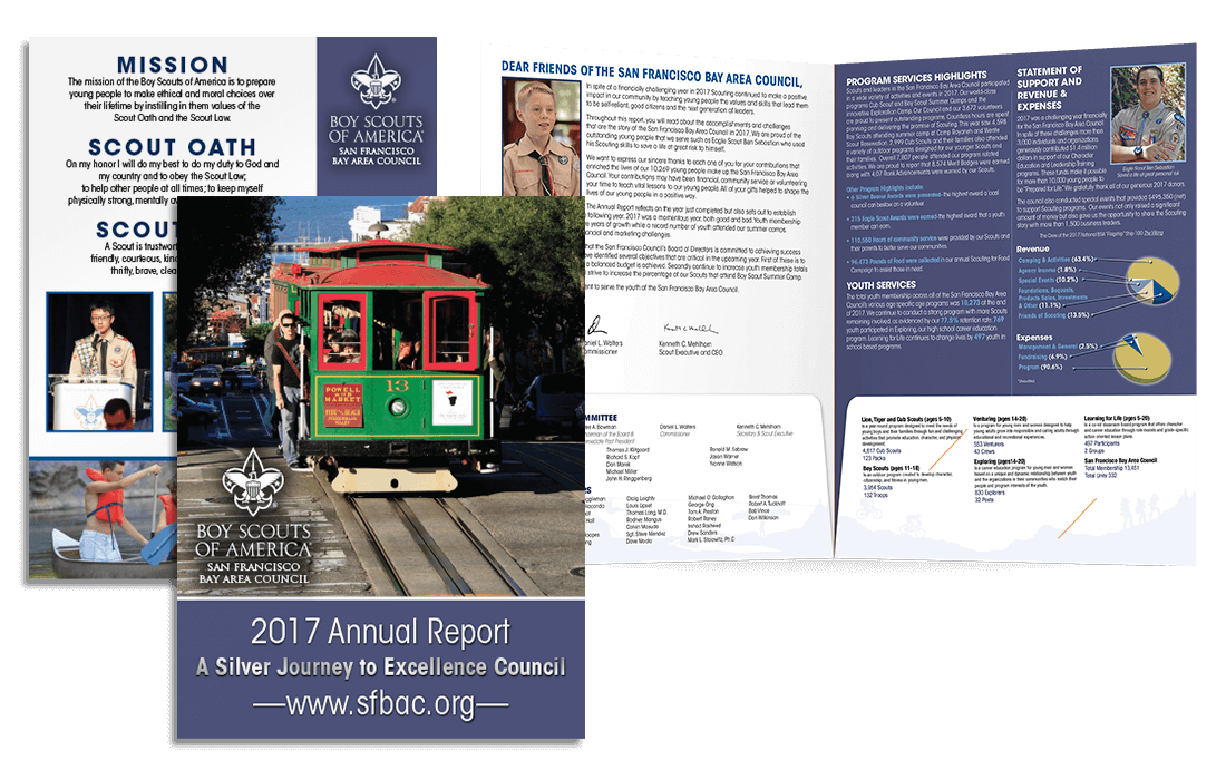 2017 Annual Report Pocket Folder